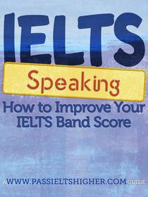 IELTS Speaking - How to improve your bandscore