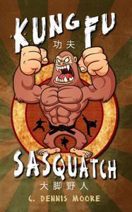 Kung Fu Sasquatch