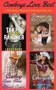Cowboys Love Best (A Five Book Western Romance Box Set)