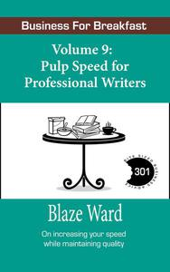 Pulp Speed For Professional Writers