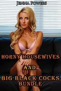 Horny Housewives and Big Black Cocks Bundle