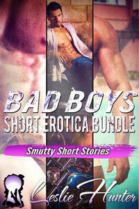 Bad Boys Short Erotica Bundle