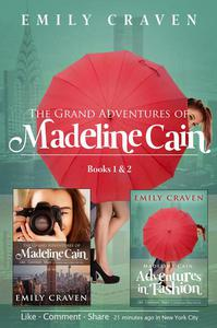 The Grand Adventures of Madeline Cain Box Set