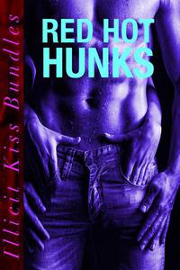 Red Hot Hunks (Hunk Erotica Bundle)