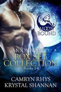 Moonbound Series (Books 1-4) Boxed Set