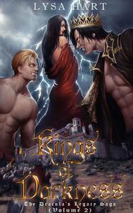 Kings Of Darkness: The Dracula's Legacy Saga (Volume 2)