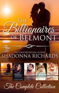 Billionaires of Belmont Boxed Set (Books 1-5)