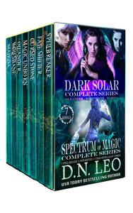 Magic and Dark Solar - Doubled Series Boxed-Set