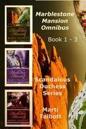 Marblestone Mansion, (Omnibus, Books 1 - 3)