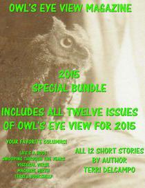 Owl's Eye View Magazine - Volume 6 - 2015 Year End Bundle