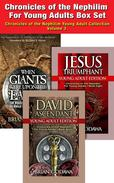 Chronicles of the Nephilim For Young Adults - Box Set: Books 7-8 – David, Jesus, + Giants