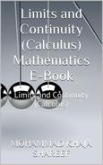 Limits and Continuity (Calculus) Mathematics E-Book