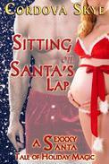 Sitting on Santa's Lap