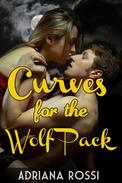 Curves for the Wolf Pack (BBW Paranormal Werewolf Erotica)