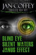 Jan Coffey Thriller Box Set: Blind Eye, Silent Waters, and The Janus Effect
