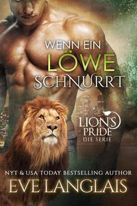 Wenn ein Löwe Schnurrt