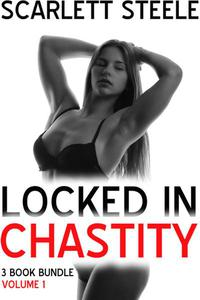Locked In Chastity - 3 Book Bundle - Volume 1