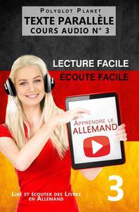 Apprendre l'allemand - Texte parallèle | Écoute facile | Lecture facile COURS AUDIO N° 3