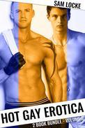 Hot Gay Erotica 2 Book Bundle Volume 3