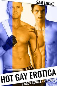 Hot Gay Erotica 2 Book Bundle Volume 3