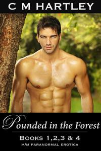 Pounded in the Forest: Books 1-4