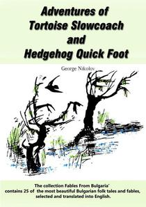 Adventures of Tortoise Slowcoach and Hedgehog Quick Foot