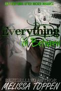 Everything in Between: A Rocker Romance