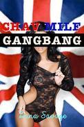 Chav Milf Gangbang (Mature British Orgy Erotica)