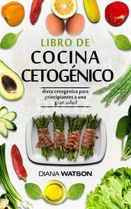 Libro De Cocina  Cetogénica