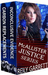 McAllister Justice Series Box Set: Books 3-4
