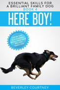 Here Boy! Step-by-step to a Stunning Recall from your Brilliant Family Dog