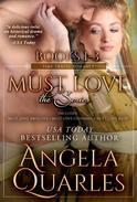 Must Love Series Boxed Set: Time Travel Romances