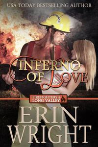 Inferno of Love – A Western Fireman Romance Novel