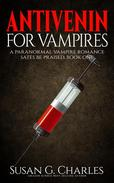 Antivenin for Vampires