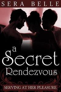 A Secret Rendez-vous (Erotic romance MMF Downton Abbey Victorian)