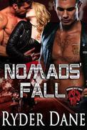 Nomad's Fall (Burning Bastards MC Book 2)