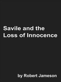 Savile and the Loss of Innocence