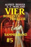 Sammelband 5: Vier Thriller