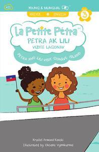 Petra and Lili Visit Gonâve Island : Petra ak Lili Vizite Lagonav