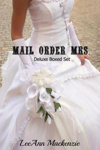 Mail Order Mrs. DELUXE Boxed Set