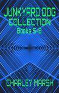 Junkyard Dog Collection Books 5-8