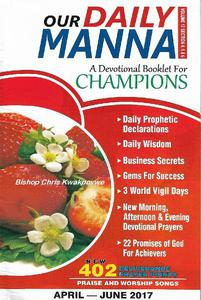 Our Daily Manna April - June 2017 Edition