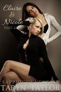 Claire & Nicole, Part 4 (Lesbian Erotica)