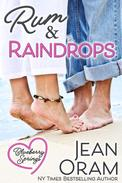 Rum and Raindrops: A Blueberry Springs Chick Lit Sweet Contemporary Romance