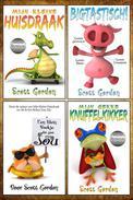 Vier Fantastische Verhaaltjes Voor Het Slapen Gaan Voor Kinderen Van 3-5