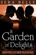 A Garden of Delights (MMF Downton Abbey-themed Erotica)