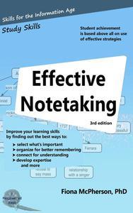 Effective Notetaking (3rd ed.)