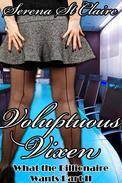 Voluptuous Vixen (What the Billionaire Wants Part 2) (Curvy BBW Erotic Romance)
