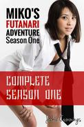 Miko's Futanari Adventure: Complete Season One