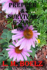 Prepper & Survival E-Zine 8
